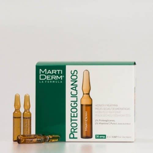 Protege tu piel con Martiderm Proteoglicanos