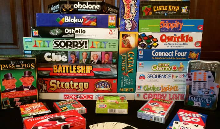 Como crear tu propio juego de mesa