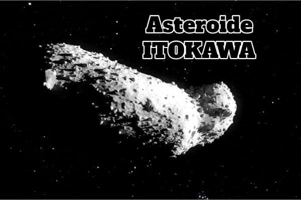 asteroides itokawa