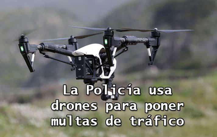 policia usa drones